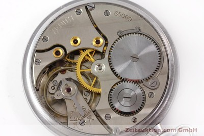 ZENITH TASCHENUHR STEEL MANUAL WINDING KAL. 18.28.1.P.E [151127]