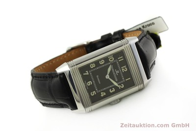 JAEGER LE COULTRE REVERSO STEEL MANUAL WINDING KAL. 822 [151135]