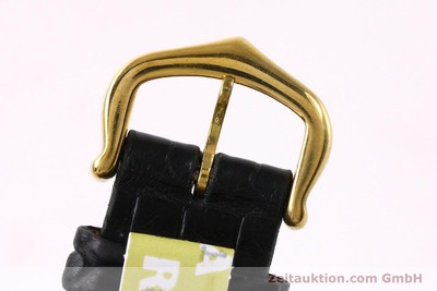 CARTIER PANTHERE 18 CT GOLD MANUAL WINDING KAL. 21 [151136]