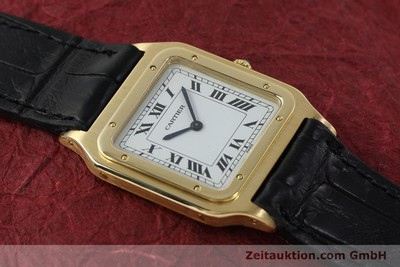 CARTIER PANTHERE ORO 18 CT CARICA MANUALE KAL. 21 [151136]