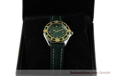 BREITLING LADY J CLASS STAHL/GOLD DAMENUHR TOP D52064 VP: 2290,- EURO [151143]