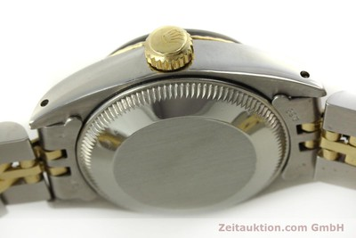 ROLEX LADY DATE STEEL / GOLD AUTOMATIC KAL. 2030 LP: 6950EUR [151144]