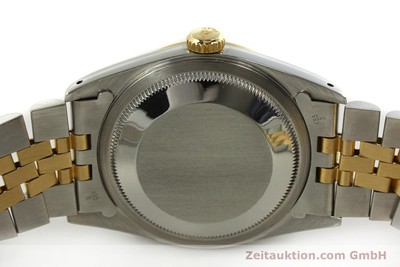 ROLEX DATEJUST STEEL / GOLD AUTOMATIC KAL. 3135 LP: 8800EUR [151145]