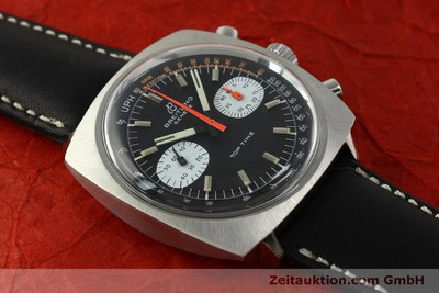 BREITLING TOP TIME CHRONOGRAPH STEEL MANUAL WINDING KAL. VENUS 175 TJ [151159]