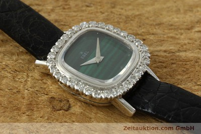 EBEL 18 CT WHITE GOLD MANUAL WINDING KAL. ETA 2419 LP: 14500EUR [151169]
