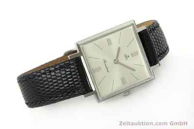 EBEL PRESIDENT STEEL MANUAL WINDING KAL. 097B [151179]