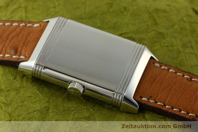 JAEGER LE COULTRE REVERSO STEEL MANUAL WINDING KAL. 822 LP: 6000EUR [151181]