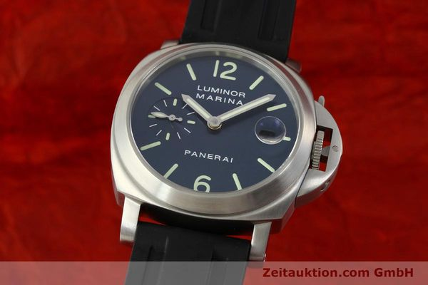 PANERAI LUMINOR MARINA ACIER AUTOMATIQUE KAL. 7750-P1 ETA A0511 LP: 5900EUR  [151189]