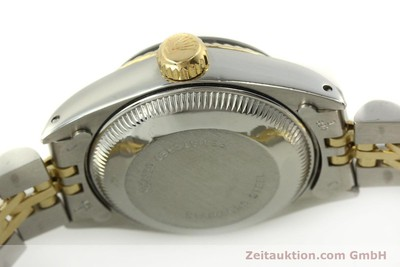 ROLEX LADY DATE ACIER / OR AUTOMATIQUE KAL. 2030 LP: 6950EUR [151194]