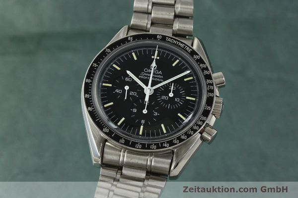 OMEGA SPEEDMASTER CHRONOGRAPH STEEL MANUAL WINDING KAL. 863 LP: 4100EUR [151201]