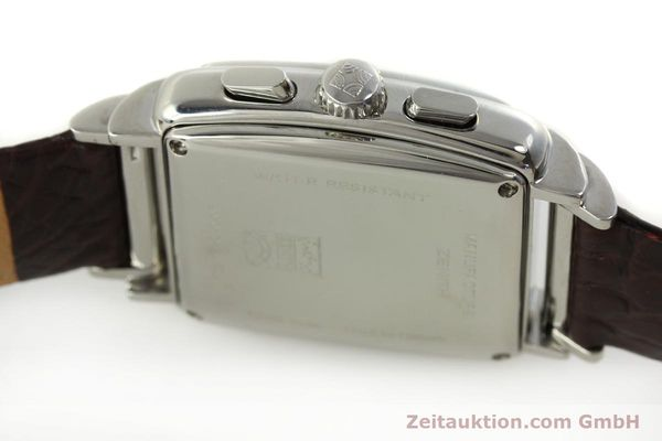 Used luxury watch Zenith El Primero chronograph steel automatic Kal. 400 Ref. 90/01 0420 400  | 151210 11