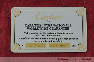 CARTIER SANTOS STEEL / GOLD AUTOMATIC KAL. ETA 2671 LP: 7100EUR [151227]