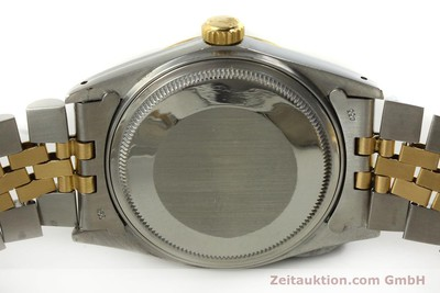 ROLEX DATEJUST STEEL / GOLD AUTOMATIC KAL. 3035 LP: 8800EUR [151232]