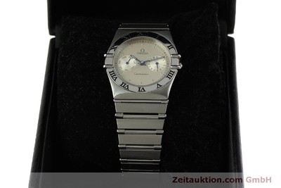 OMEGA CONSTELLATION ACIER QUARTZ KAL. 1444 ETA 255471 LP: 2000EUR [151242]