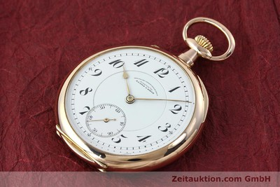 A. LANGE & SÖHNE DUF 14 CT YELLOW GOLD MANUAL WINDING KAL. 43 [151243]