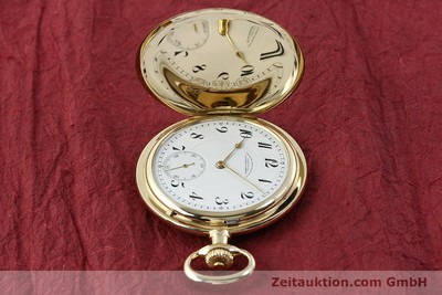 A. LANGE & SÖHNE DUF ORO GIALLO 14 CT CARICA MANUALE KAL. 43 [151246]
