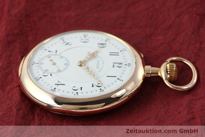 A. LANGE & SÖHNE ALS TASCHENUHR 18 CT RED GOLD MANUAL WINDING KAL. 45 [151247]