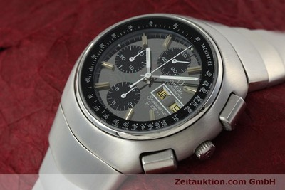 OMEGA SPEEDSONIC CHRONOGRAPH STEEL QUARTZ KAL. 1255 VINTAGE [151252]