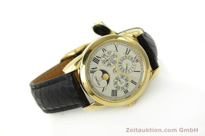 OMEGA LOUIS BRANDT 18 CT GOLD AUTOMATIC KAL. 1116 [151273]