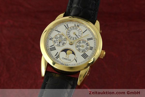 OMEGA LOUIS BRANDT OR 18 CT AUTOMATIQUE KAL. 1116 [151273]