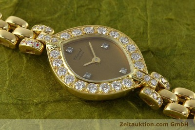 CHOPARD OR 18 CT QUARTZ KAL. ETA 201.001 [151276]