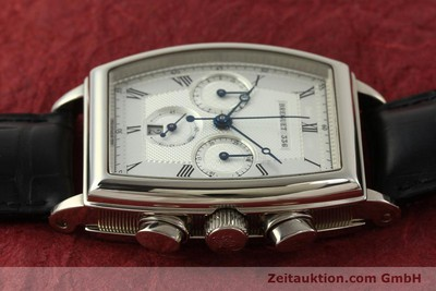 BREGUET HERITAGE CHRONOGRAPH 18 CT WHITE GOLD AUTOMATIC KAL. 550 LP: 27000EUR [151278]
