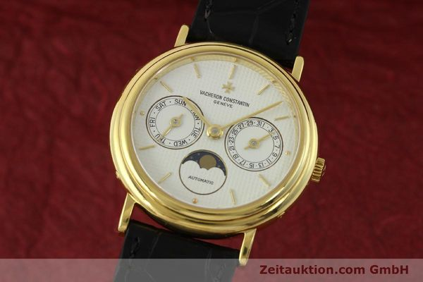 VACHERON & CONSTANTIN 18 CT GOLD AUTOMATIC KAL. 1126 [151279]
