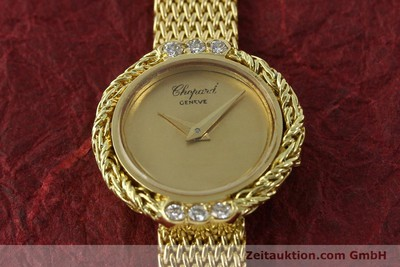 CHOPARD 18 CT GOLD MANUAL WINDING [151281]