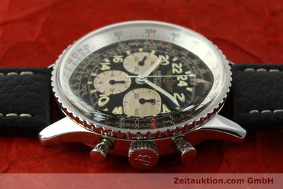 BREITLING NAVITIMER CHRONOGRAPH STEEL MANUAL WINDING KAL. LWO 24 [151285]