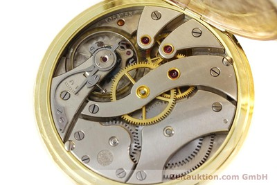 IWC TASCHENUHR 18 CT GOLD MANUAL WINDING [151288]
