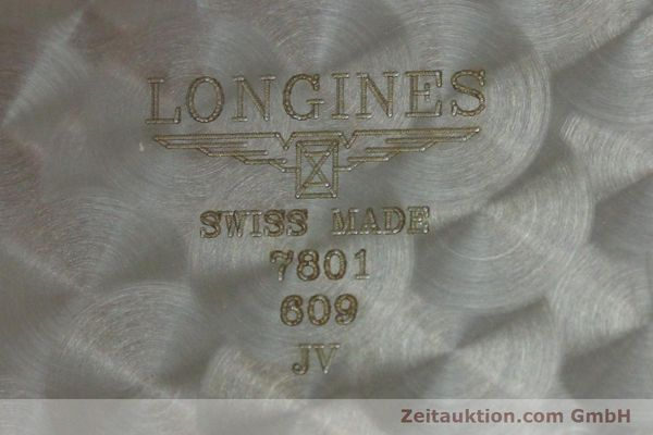 Used luxury watch Longines * steel manual winding Kal. 1. L396.2 ETA 7001 2. L396.2 ETA 7001 3. L609.2 ETA 2895-1 Ref. 1. L7.883.4 2. L7.882.4 3. L7.881.4 VINTAGE  | 151289 19