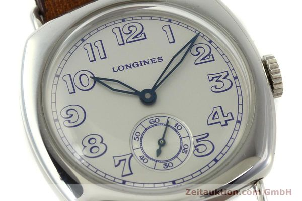 Used luxury watch Longines * steel manual winding Kal. 1. L396.2 ETA 7001 2. L396.2 ETA 7001 3. L609.2 ETA 2895-1 Ref. 1. L7.883.4 2. L7.882.4 3. L7.881.4 VINTAGE  | 151289 24