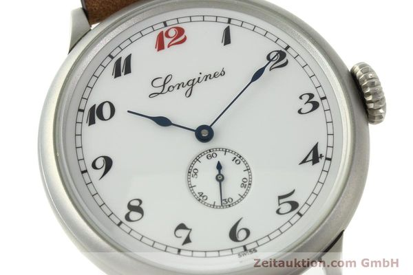 Used luxury watch Longines * steel manual winding Kal. 1. L396.2 ETA 7001 2. L396.2 ETA 7001 3. L609.2 ETA 2895-1 Ref. 1. L7.883.4 2. L7.882.4 3. L7.881.4 VINTAGE  | 151289 26
