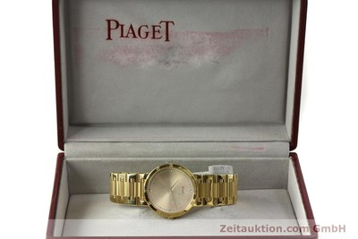 PIAGET 18 CT GOLD QUARTZ KAL. 8P2 [151303]