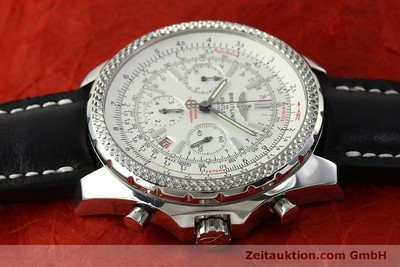 BREITLING BENTLEY CHRONOGRAPH STEEL AUTOMATIC KAL. B25 ETA 2892A2 [151308]