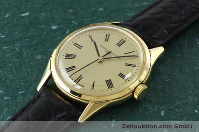 VACHERON & CONSTANTIN 18 CT GOLD AUTOMATIC KAL. P1019 [151310]