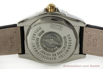 BREITLING COCKPIT STEEL / GOLD QUARTZ KAL. B71 LP: 4430EUR [151322]