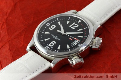 JAEGER LE COULTRE MASTER COMPRESSOR STEEL AUTOMATIC KAL. 960R [151329]