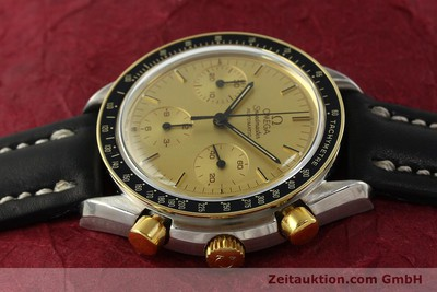 OMEGA SPEEDMASTER CHRONOGRAPH STEEL / GOLD AUTOMATIC KAL. 1140 LP: 3020EUR [151334]
