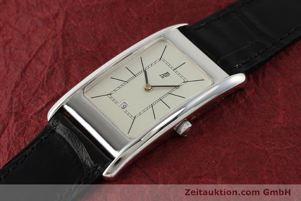 Used luxury watch Audemars Piguet * 18 ct white gold quartz Kal. 2610 VINTAGE  | 151335 01