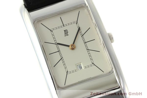Used luxury watch Audemars Piguet * 18 ct white gold quartz Kal. 2610 VINTAGE  | 151335 02