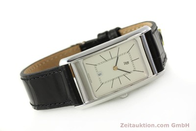 AUDEMARS PIGUET OR BLANC 18 CT QUARTZ KAL. 2610 LP: 24100EUR VINTAGE [151335]