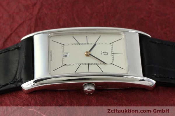 Used luxury watch Audemars Piguet * 18 ct white gold quartz Kal. 2610 VINTAGE  | 151335 05