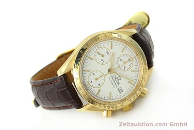 OMEGA SPEEDMASTER CHRONOGRAPH 18 CT GOLD AUTOMATIC KAL. 1152 LP: 14200EUR [151336]