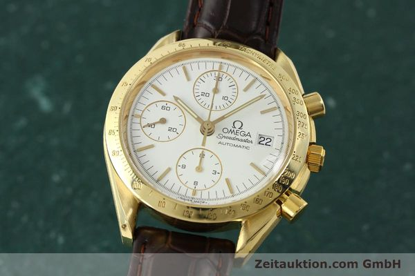 OMEGA SPEEDMASTER CHRONOGRAPHE OR 18 CT AUTOMATIQUE KAL. 1152 LP: 14200EUR [151336]