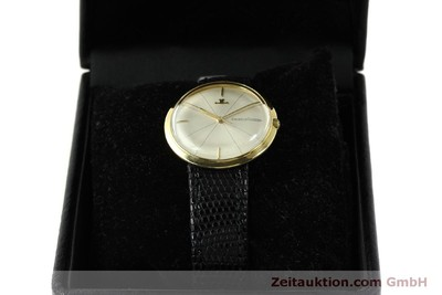JAEGER LE COULTRE 18 CT GOLD MANUAL WINDING KAL. 819/C [151339]