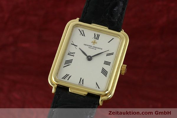 VACHERON & CONSTANTIN 18 CT GOLD MANUAL WINDING KAL. 1015 [151340]