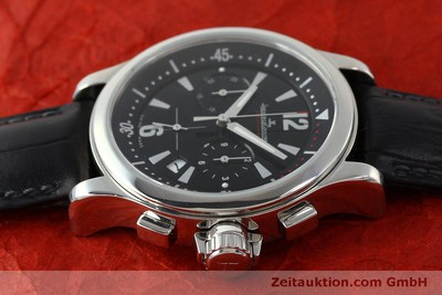JAEGER LE COULTRE MASTER COMPRESSOR CHRONOGRAPH MEDIUM 148.8.31 VP: 8500,- Euro [151343]