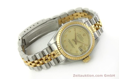 ROLEX LADY DATEJUST STEEL / GOLD AUTOMATIC KAL. 2135 LP: 6950EUR [151351]