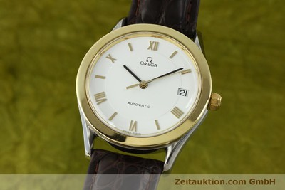 OMEGA STEEL / GOLD AUTOMATIC KAL. 1110 ETA 2892-2 [151355]